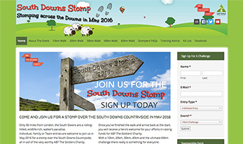 South Downs Stomp