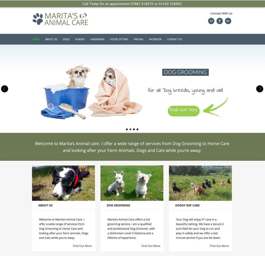 maritas animal care, greatham