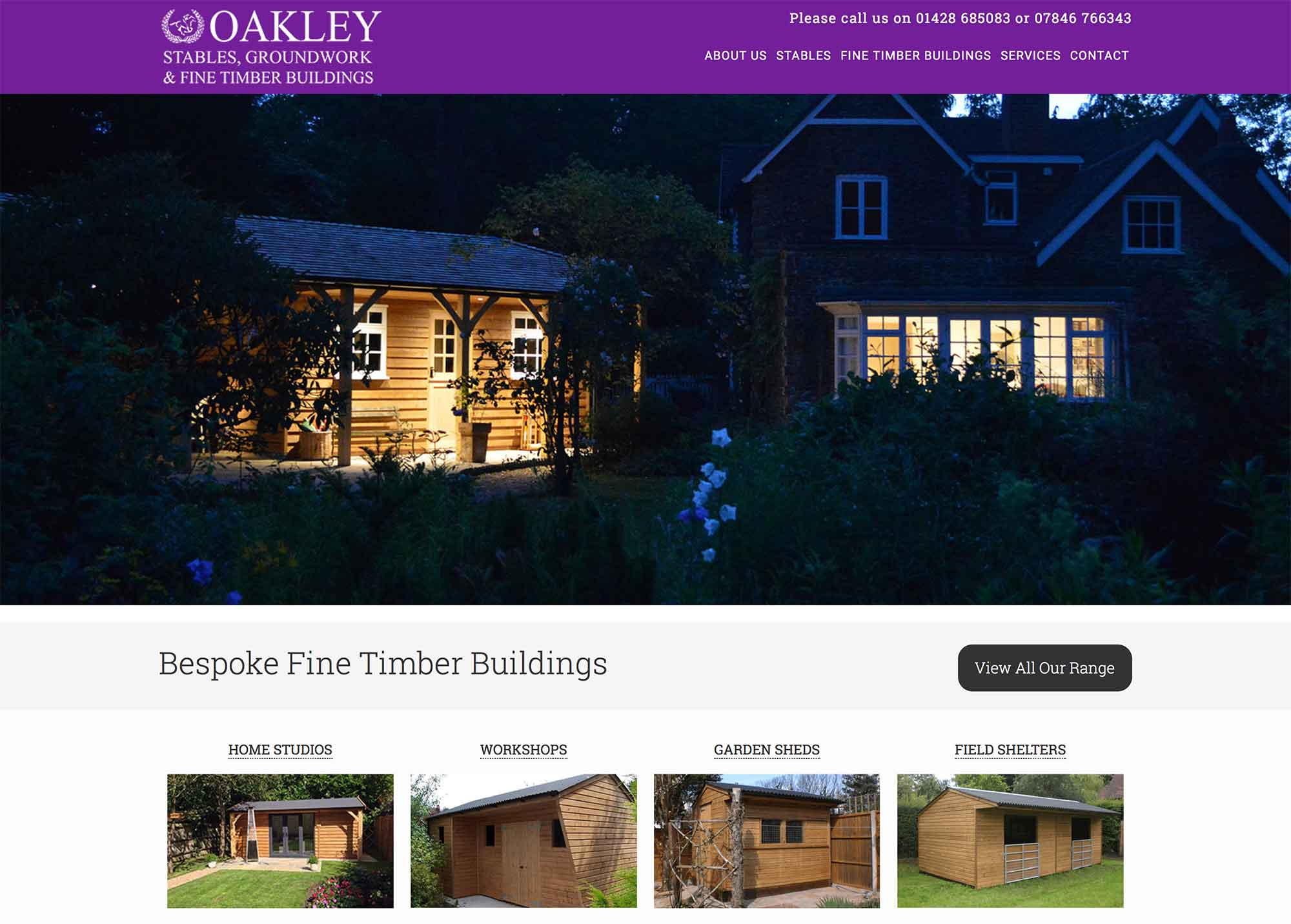 oakley stables
