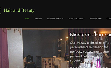 Nineteen Hair & Beauty